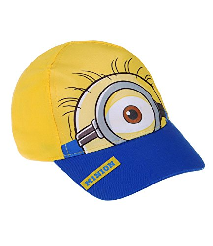 Minions Chicos Gorra de béisbol 2016 Collection – Amarillo