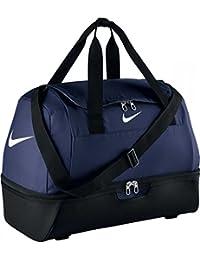Nike Club Team Swsh Hrdcs M - Bolsa unisex, color azul marino / negro / blanco, talla única