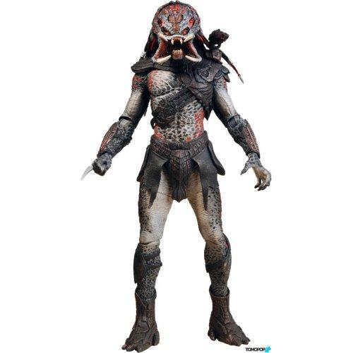 Preisvergleich Produktbild Predators 18cm Action Figur Serie 2: Unmasked Berserker Predator