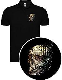 The Fan Tee Polo de Hombre Skull Calavera