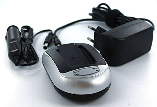 Preisvergleich Produktbild Ladegerät kompatibel mit CASIO EXILIM EX-S770 kompatiblen