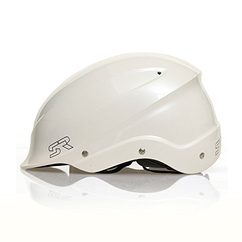 41AORs8nFLL. SS500  - Shred Ready Standard Helmet - One Size - Pearl White