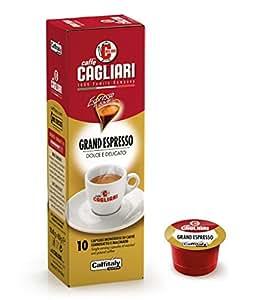 100 kapseln caffitaly system caffe 39 cagliari grand espresso network lebensmittel. Black Bedroom Furniture Sets. Home Design Ideas
