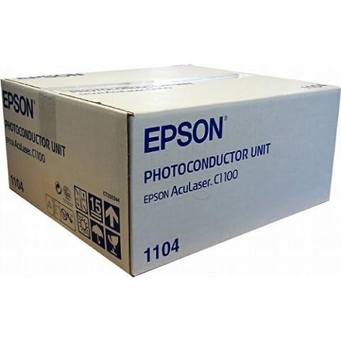 Epson C13S051104 AL-C1100 Photoconductor Unit S051104