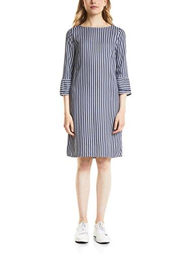 3181p9503 Damen-nachtwäsche Schlaf-oberteile Vero Moda Frühling Neue Bequeme Piping Revers Stickerei Band Streifen Pyjamas Top