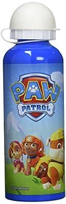 Patrulla Canina - Botella de Aluminio (United Labels Ibérica 2374020) de United Labels Ibérica