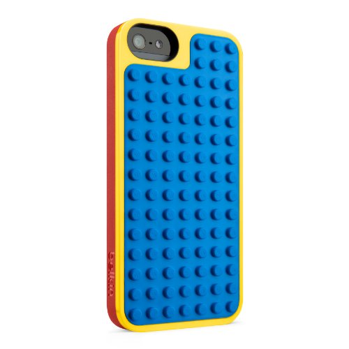Belkin LEGO Builder Case for iPhone SE/5 and 5s - Yellow
