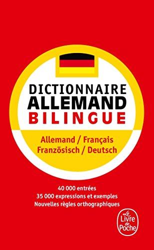 Dictionnaire de poche allemand. Bilingue par Collectif