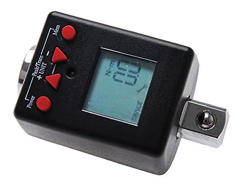BGS 979 Digitaler Drehmoment-Adapter, 6, 3 (1/4), 6-30 Nm