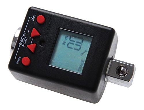 Preisvergleich Produktbild BGS 979 Digitaler Drehmoment-Adapter, 6, 3 (1/4), 6-30 Nm