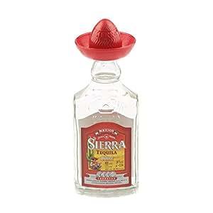 Tequila Silver Sierra 5cl Miniature