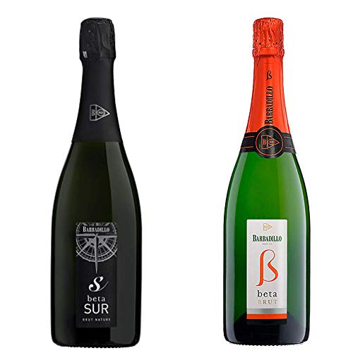 Beta Sur Y Beta Brut - Barbadillo - 2 Botellas De 750 Ml
