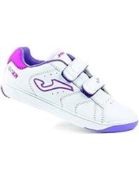 Footaction rabais combien Joma W École 619 Blanc-violet 23 limité achat vente LlPBE