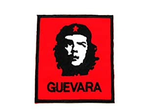 Che Guevara Patch - Logo Patches - Applique Embroidered patches - Iron on Patches - Backpack Patches
