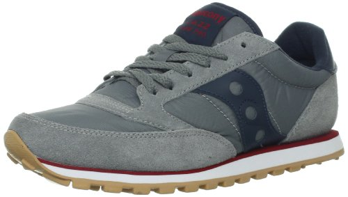 Saucony JAZZ LOW PRO CHARCOAL/RED ART. 2866-133 N. 42