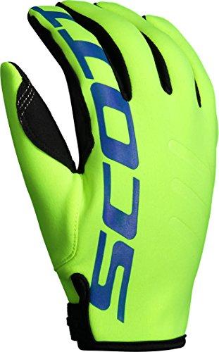 Preisvergleich Produktbild Scott Neoprene II MX Motocross / DH Fahrrad Handschuhe gelb 2018: Größe: XL (11)
