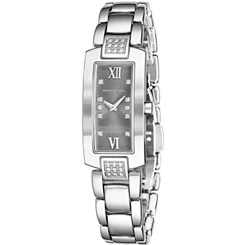 Raymond Weil Shine Femme Bracelet Acier Inoxydable Quartz Montre 1500-ST00785
