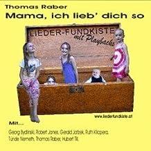 Liederfundkiste - Mama, ich lieb' dich so