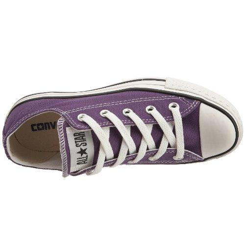 Converse All Star Ox, Sneaker Unisex Adulto Porpora (Violet Fonce)