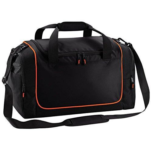 Quadra Teamwear Schließfach Tasche Classic Pink/Graphite Grey/White