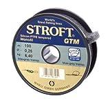 Stroft GTM Angelschnur 200m 0.10 bis 0.30mm Größe: 0,25mm