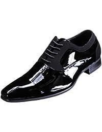 Reservoir Shoes - Chaussure Derbies Paul Black Patent