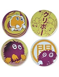 Yu-Gi-Oh! – Kuriboh 4-Piece Pin/Badge Set