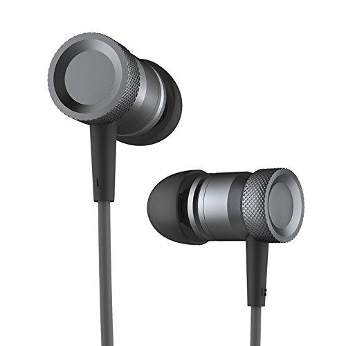 Rock Mula Stereo-Kopfhörer für Smartphones – grau