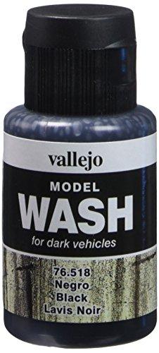 Vallejo Model Wash 35ml - Black Wash - VAL76518