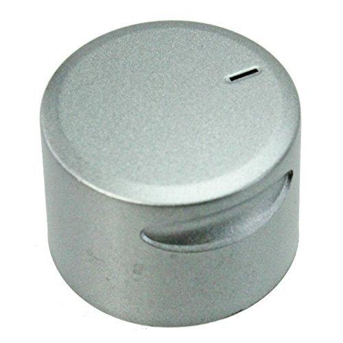 BEKO forno cappa manopola di controllo/Hob switch (argento)