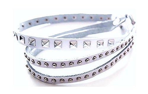 wickelarmband-armband-armschmuck-accessoire-wraps-mit-runden-und-eckigen-nieten-schmuck-glitzer-dame