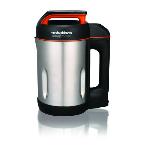 Morphy-Richards-501013-Soup-Maker-with-Serrator-Blade-Brushed-Stainless-Steel-by-Morphy-Richards