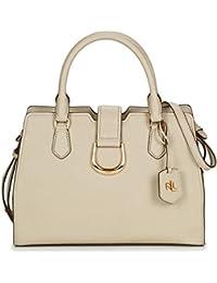 cddaecda10ffd Lauren Ralph Lauren KENTON CITY SATCHEL MED Handtaschen damen Maulwurf  Handtasche