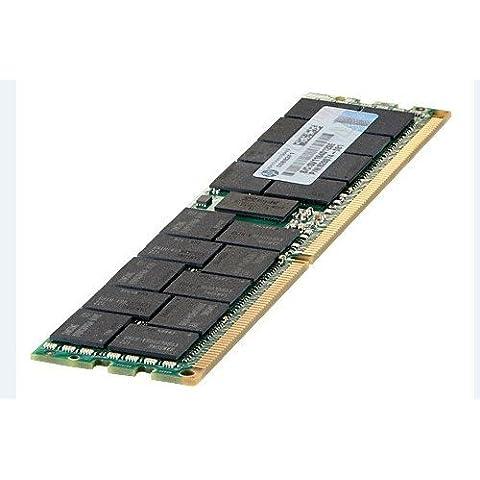 HP - Módulo de memoria RAM (8 GB, Dual Rank x8, PC3L-10600E, DDR3-1333)