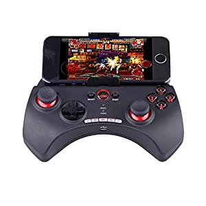 Vernwy Bluetooth Game Controller Wireless Gamepad Rechargeable Phone Controller