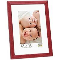Deknudt Frames S41JL4 20x25 marco Rojo madera