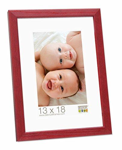Deknudt Frames S41JL4 20x30 marco Rojo madera