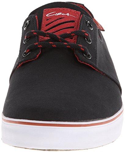 Circa Crip Circa Textile Skate scarpa Black/Bosa Nova