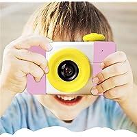 KOBWA - Cámara Digital para niños con Zoom Digital de 4 x 1,5 Pulgadas, Pantalla LCD de Navidad, año de cumpleaños, Festival, Regalo para niños y niñas