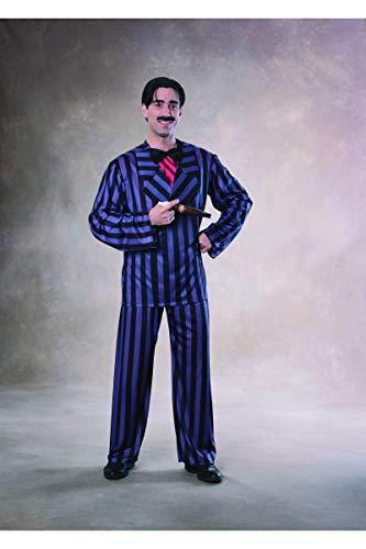 Gomez Addams Kostüm für Erwachsene Halloween Verkleidung Extra Large Extra Large (Kostüm Addams Gomez Halloween)