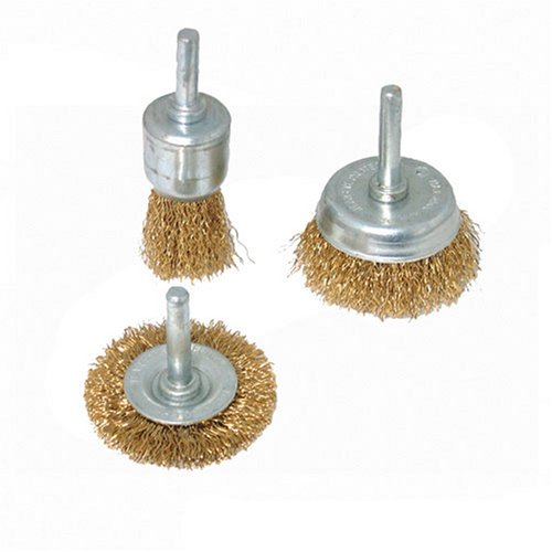 silverline-985332-jeu-de-3-brosses-mtalliques-queue-de-6-mm