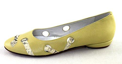 Piampiani - Scarpe da Ginnastica Basse Donna Limone