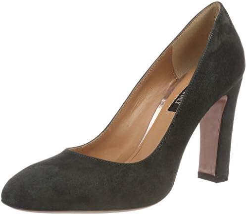 Oxitaly Rosalia 100, Zapatos de Tacón con Punta Cerrada para Mujer