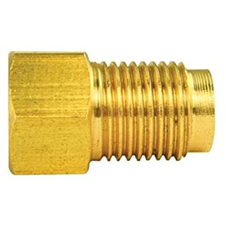 AMERICAN GREASE STICK COMPANY BLF22B ADAPTER BRASS F3