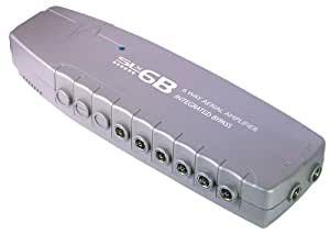 SLx 6 Way Signal Distribution Amplifier with digital bypass