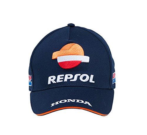 Cap Offizielle Dani Pedrosa 26 Kappe Repsol Honda NEU