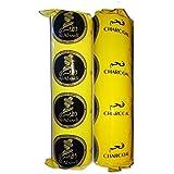 SEGGO Al-Fandi Pack Of 2 Roll Hookah Charcoals (Pack Of 2)