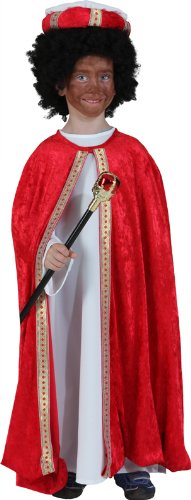 Turban für Kinder zum Orient Sultan Kostüm an Karneval Fasching ()