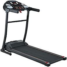 Fit24 Fitness T-011 1. 0 HP Motorized Treadmill with MP3 System