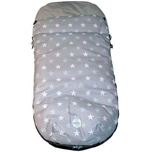 Pekebaby 1121060000 Modelo 106 - Saco polar universal